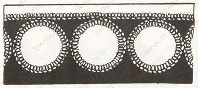Виды швов и стежков для вышивки